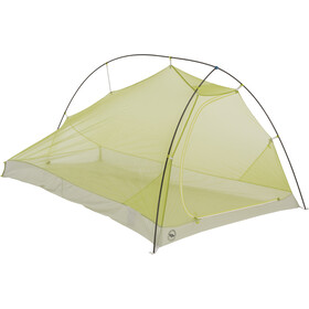 Big Agnes Fly Creek HV2 Platinum Tent gray/green